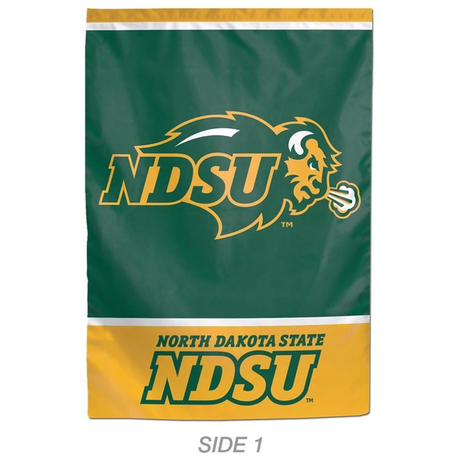 WinCraft Sports 1-ft W x 1.5-ft H Sports North Dakota State Garden Flag