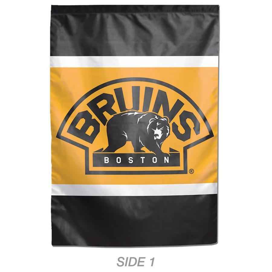 WinCraft Sports 1-ft W x 1.5-ft H Sports Boston Bruins Garden Flag