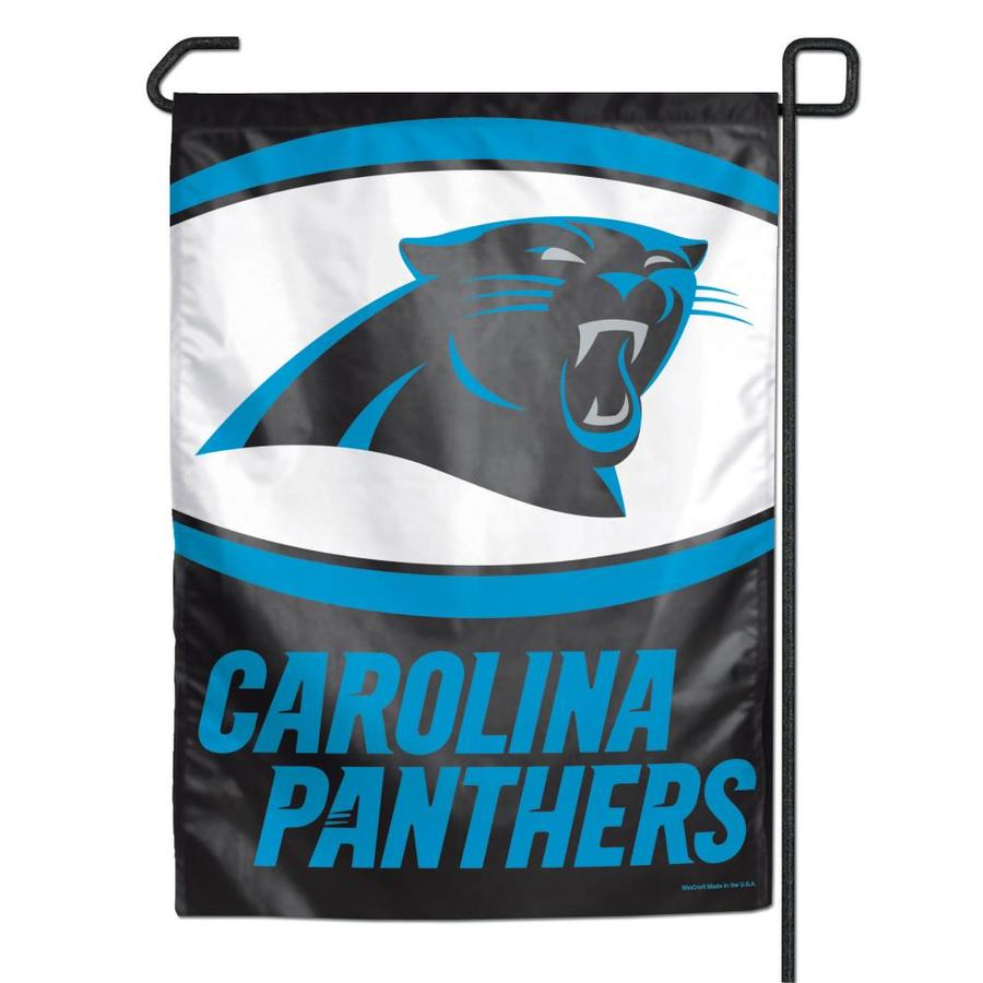 WinCraft Sports Carolina Panthers Mini Flag