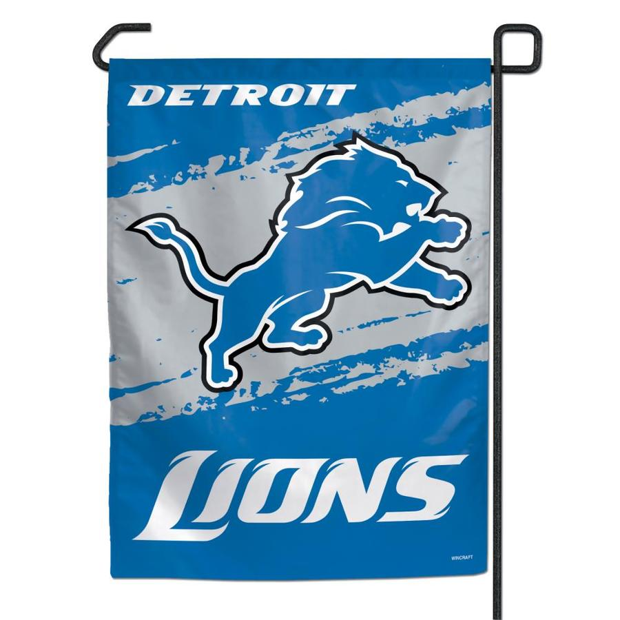 WinCraft Sports Detroit Lions Mini Flag
