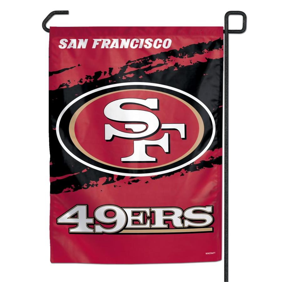 WinCraft Sports San Francisco 49ers Mini Flag