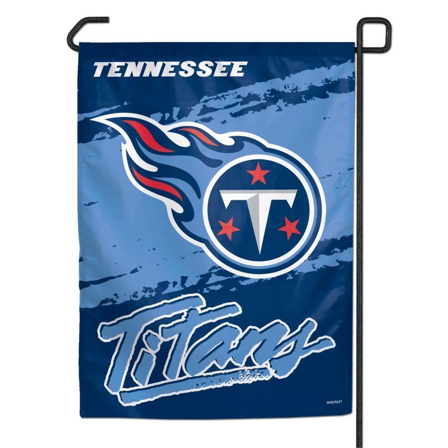 Shop WinCraft Sports Tennessee Titans Mini Flag at Lowescom