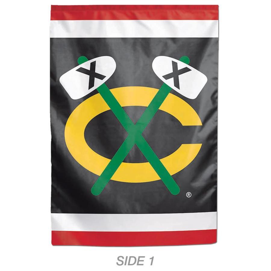 WinCraft Sports 1-ft W x 1.5-ft H Sports Chicago Blackhawks Garden Flag