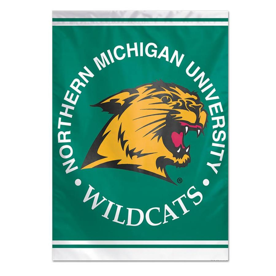 WinCraft Sports 2.33-ft W x 3.33-ft H Northern Michigan State University Flag