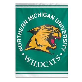c903113fb72 WinCraft Sports 2.33-ft W x 3.33-ft H Northern Michigan State University  Flag