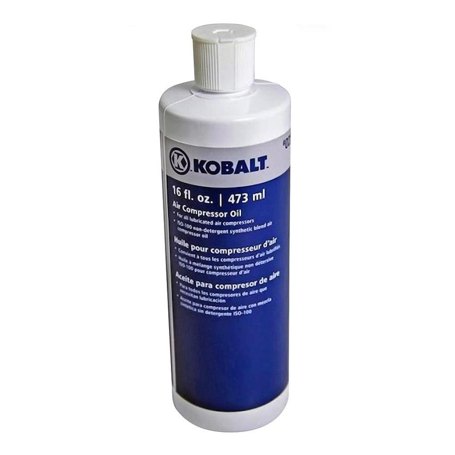 Kobalt 16-oz Synth Compressor Oil