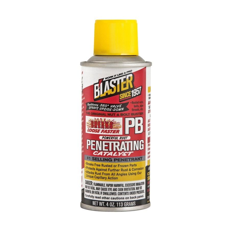 Blaster 4-fl oz PB Penetrant