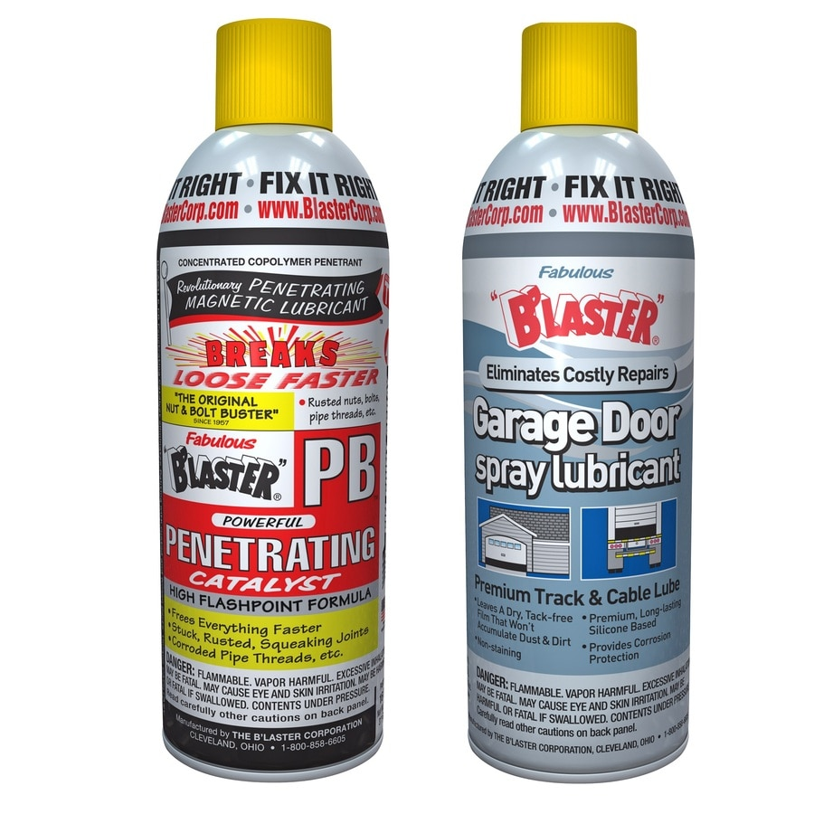 Shop blaster bonus pack 11 ounces penetrating catalyst and 93 blaster bonus pack 11 ounces penetrating catalyst and 93 ounces garage door lube rubansaba