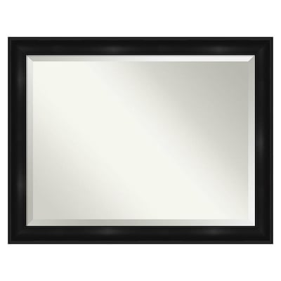 Amanti Art Grand Black Frame Collection 45 75 In Distressed