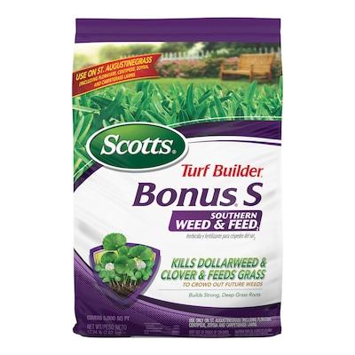 Scotts Turf Builder Bonus S Southern Weed & Feed 18 17-lb