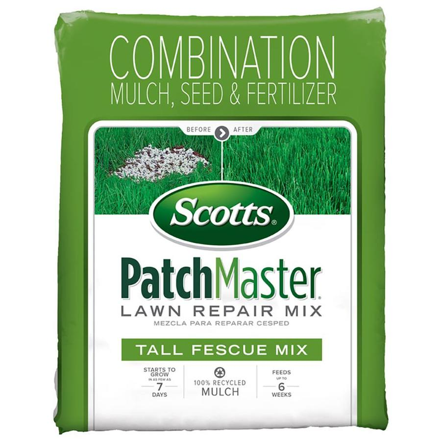 Scotts 4.75-lb Patchmaster Tall Fescue Lawn Repair Mix