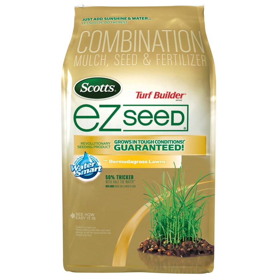 Scotts 10-lbs Turf Builder Ez Seed Bermuda Lawn Repair Mix