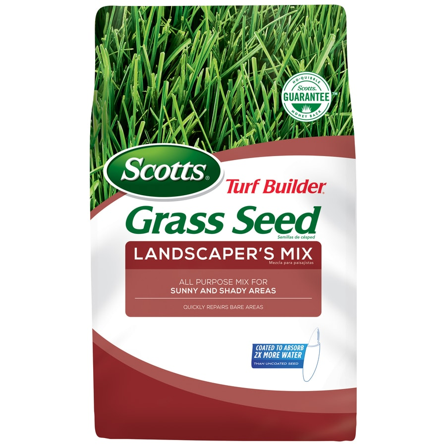Scotts Scotts Turf Builder Landscaper's Mix (North) 40 Pound(S) Grass Seed Landscaper's Seed