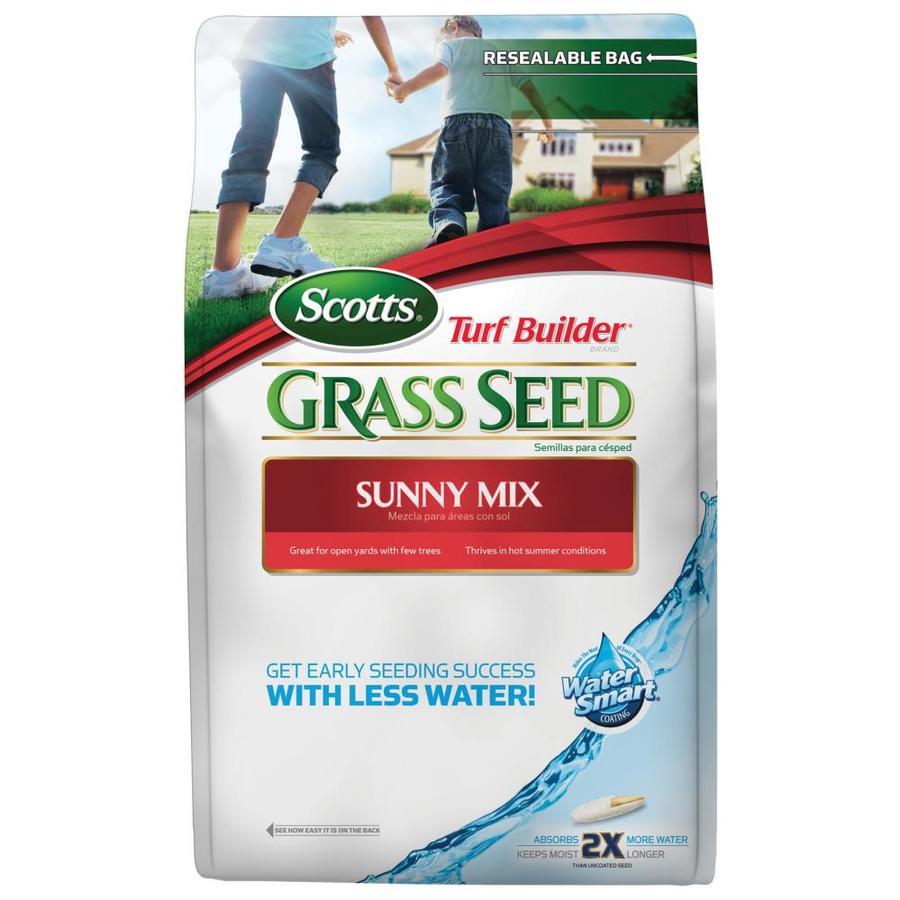 Scotts Turf Builder 3-lb Bluegrass Seed