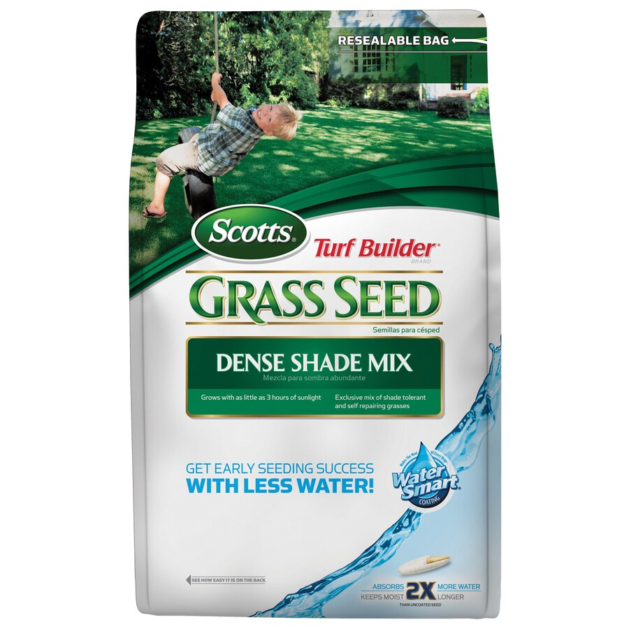 Scotts Turf Builder 3 Pound(S) Grass Seed
