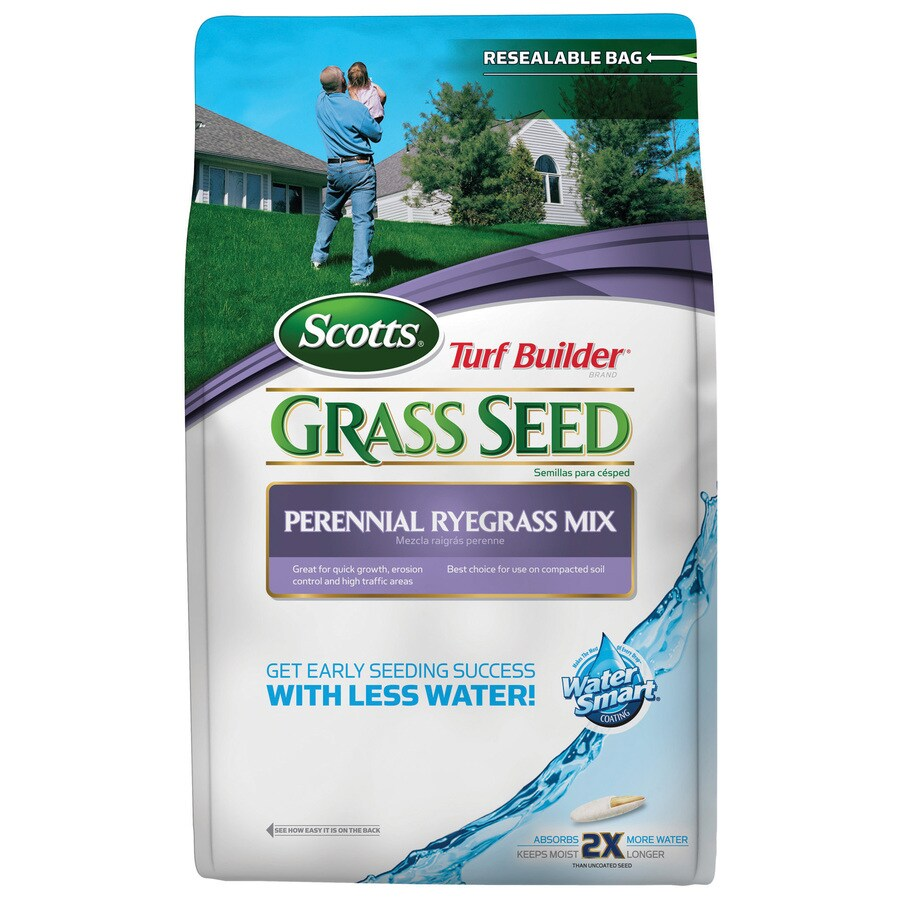 Scotts Turf Builder 7 Pound(S) Grass Seed