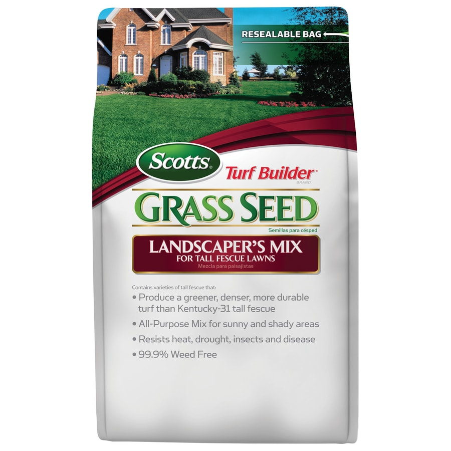 Scotts Turf Builder Landscaper's Mix 7-lb Fescue Grass Seed