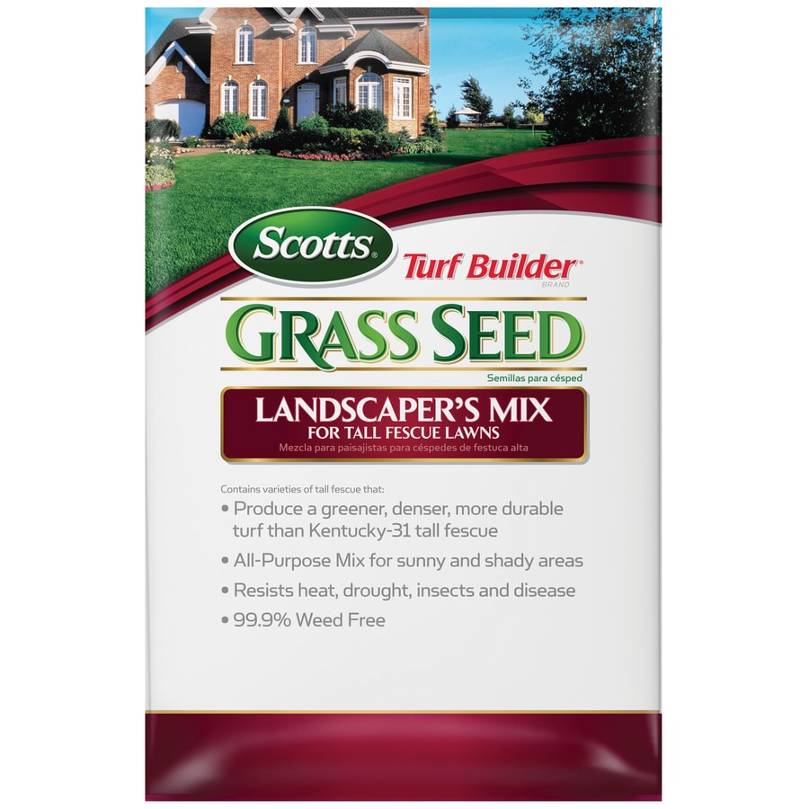 Scotts Turf Builder Landscaper's Mix 20-lb Fescue Grass Seed