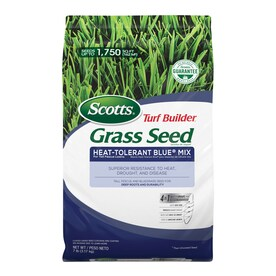 Scotts Turf Builder Heat-Tolerant Blue Mix 7-lb Mixture/Blend Grass Seed