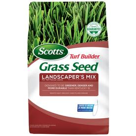 Scotts 7 Lb Mixture Blend Landscaper S Seed