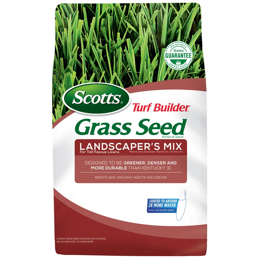 Scotts Scotts Turf Builder Landscaper's Mix (South) 20 Pound(S) Grass Seed Landscaper's Seed