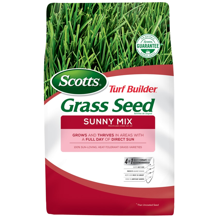 Scotts Scotts Turf Builder Sunny Mix 3-lb Grass Seed Sunny Seed