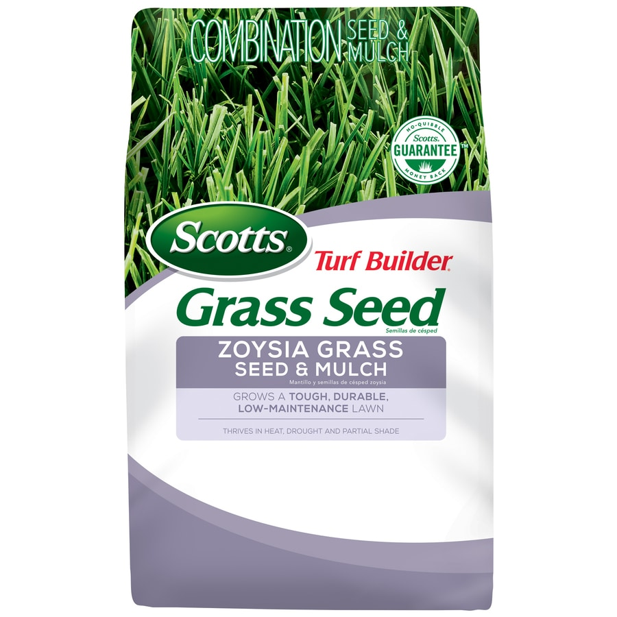 Scotts Turf Builder 5-lb Zoysia Grass Seed