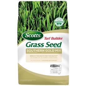 Scotts 3 Lb Tall Fescue Southern Gold Seed