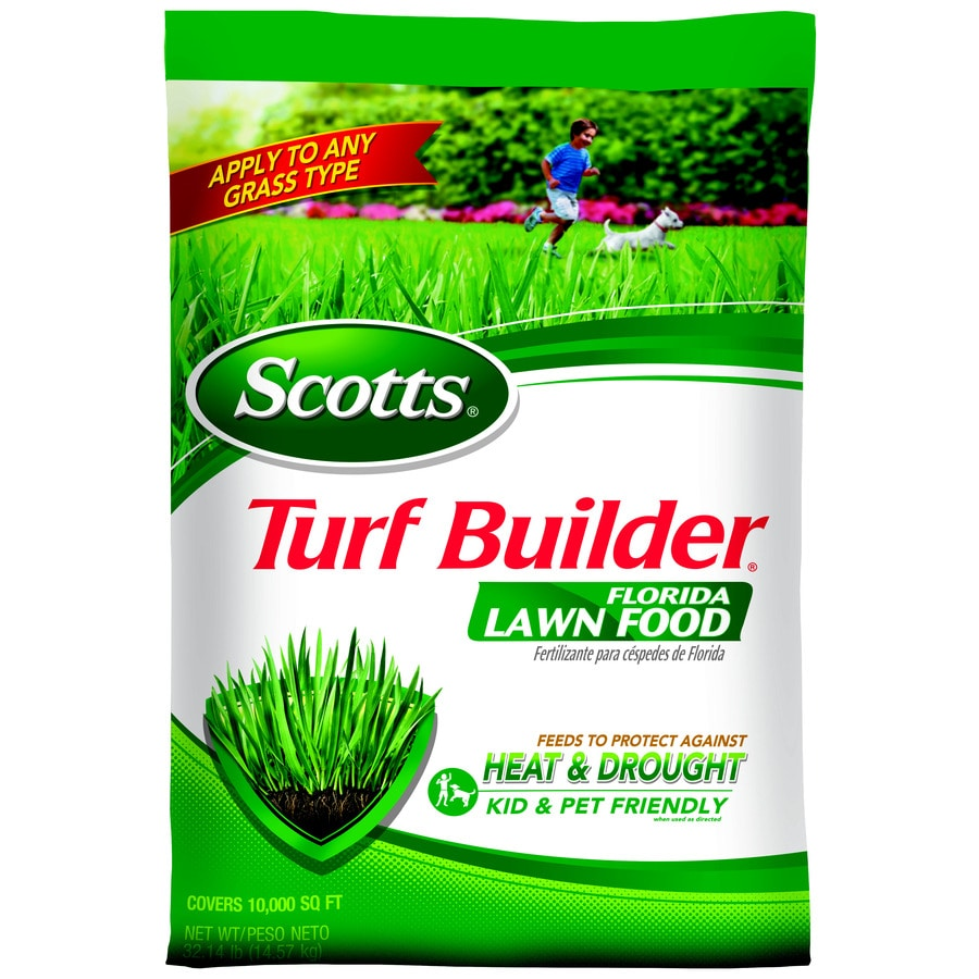 Scotts Turf Builder Florida 28.12 Pound(S) Lawn Food (28 Percentage- 0 Percentage- 14 Percentage)