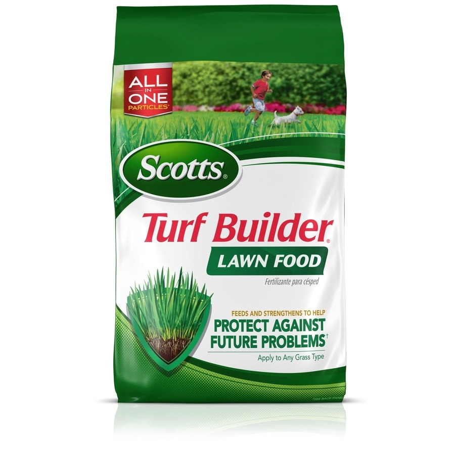 Scotts 5,000-sq ft Turf Builder Lawn Food (North) Lawn Fertilizer (32-0-4)