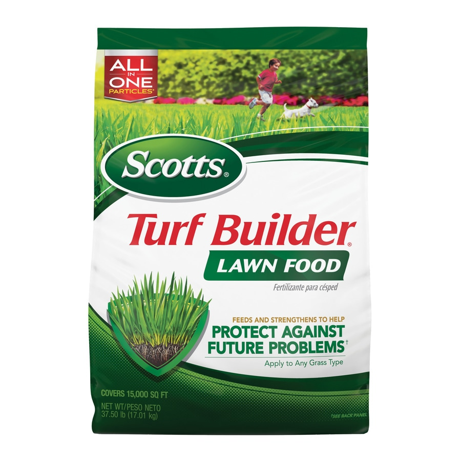 Scotts Turf Builder (North) 37.5-lb 15000-sq ft 32-0-4  Lawn Food