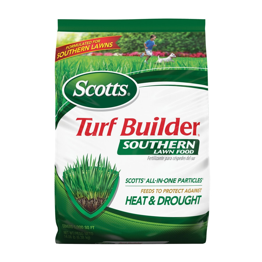 Scotts Turf Builder Southern 14.06 Pound(S) Lawn Food (32 Percentage- 0 Percentage- 10 Percentage)