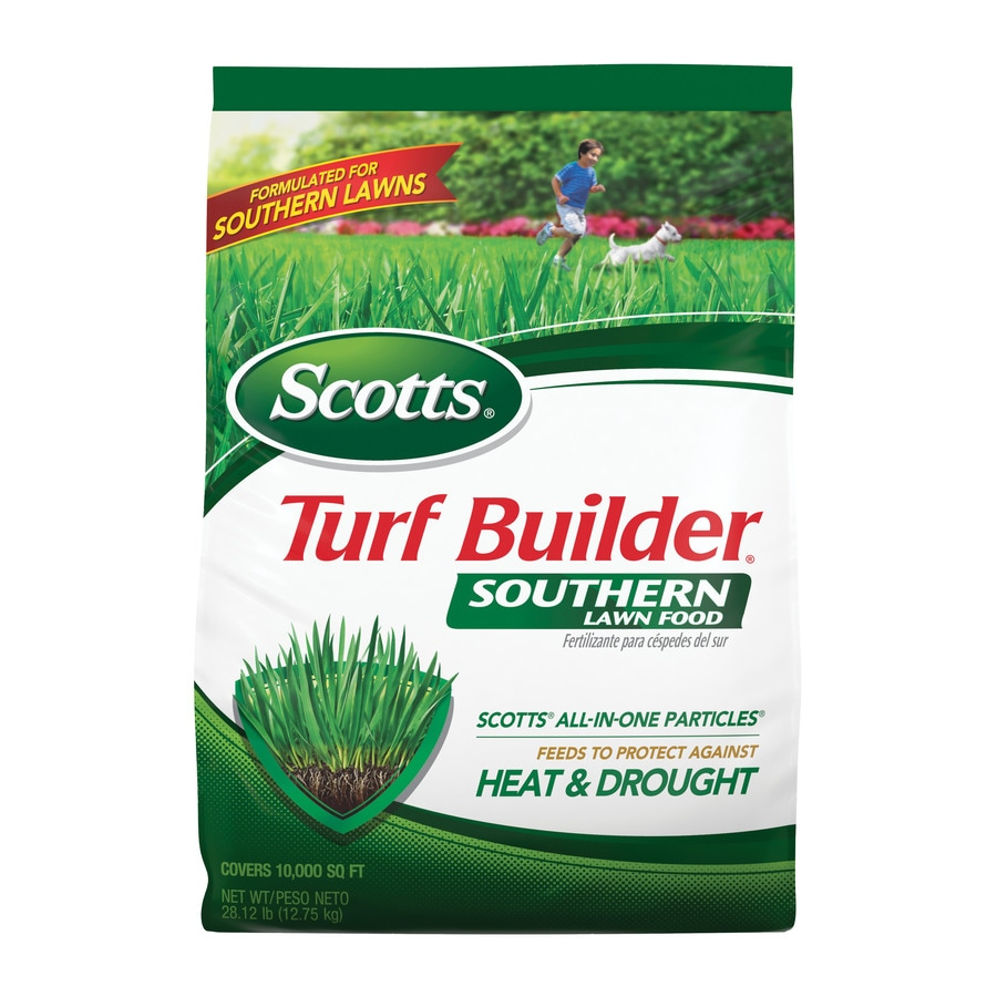 Scotts Turf Builder Southern 28.12 Pound(S) Lawn Food (32 Percentage- 0 Percentage- 10 Percentage)