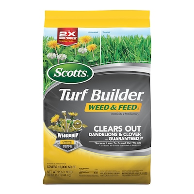 Scotts Turf Builder Weed and Feed 42 87-lb 15000-sq ft 28-0