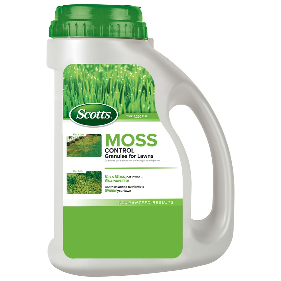 Scotts 4.6-lb Granular Moss and Algae Control Resealable Jug