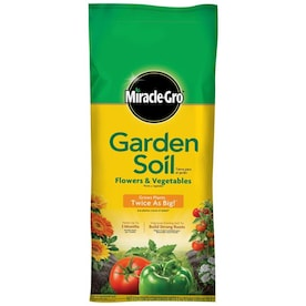 Miracle-Gro All Purpose 2-cu ft Flower and Vegetable Garden Soil
