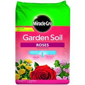 Miracle Gro 15 Cu Ft Rose Soil