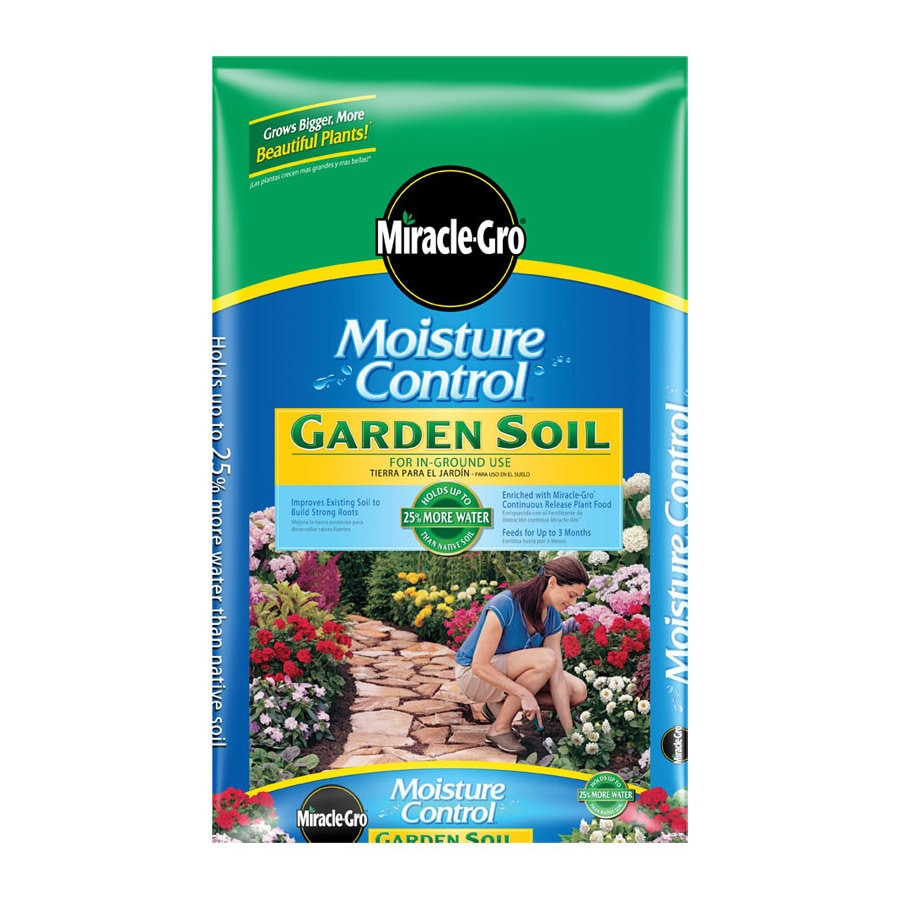 Miracle-Gro 1.5-cu ft Flower and Vegetable Garden Soil