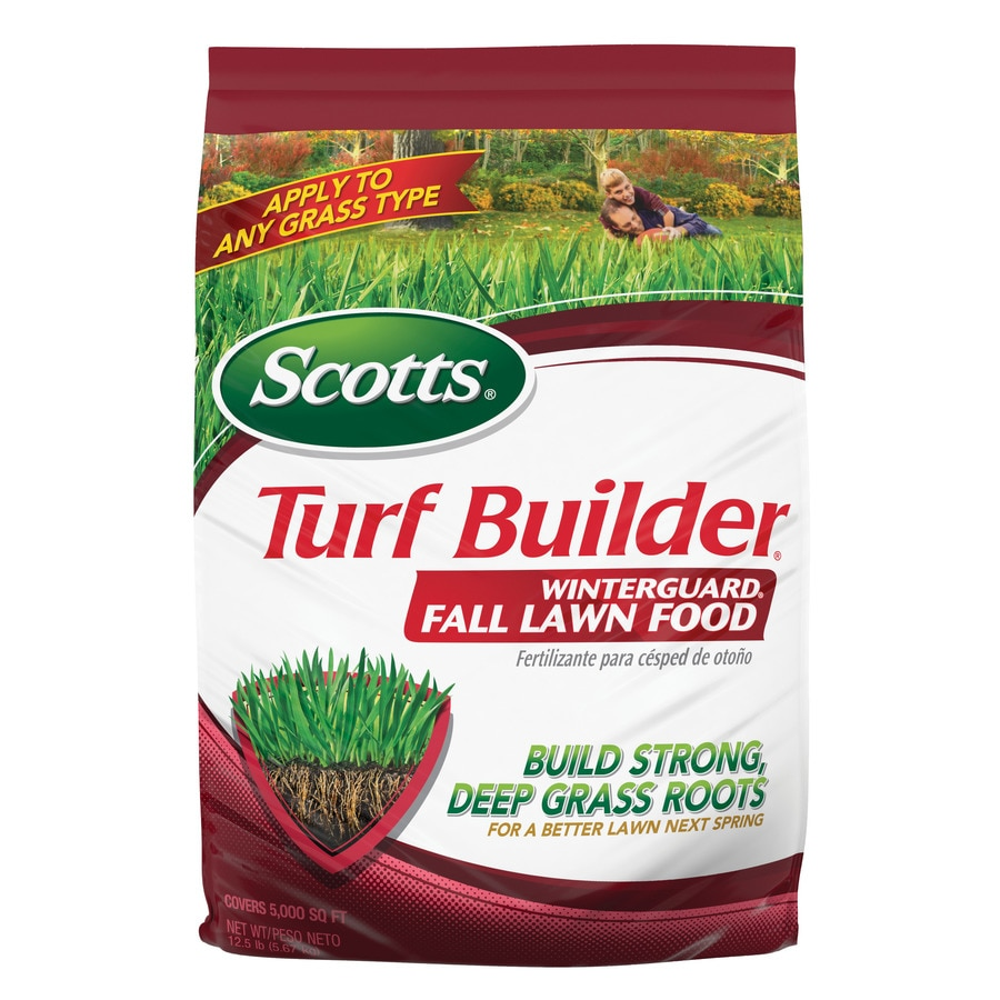 Scotts Turf Builder Winter Guard 15-lb 5000-sq ft 32-0-10  Lawn Food