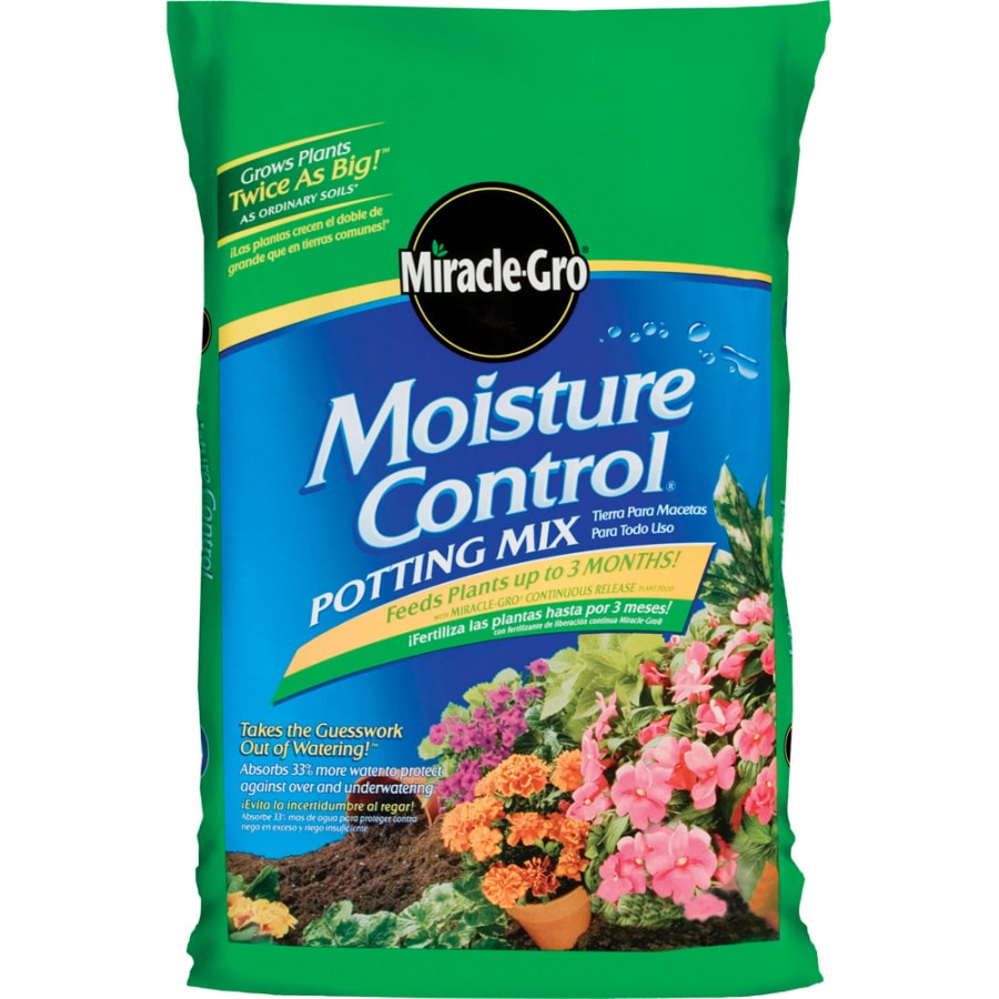 Miracle-Gro 64-Quart Moisture Control Potting Mix
