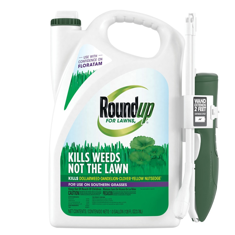 Roundup Southern Lawns 1-Gallon Weed Killer