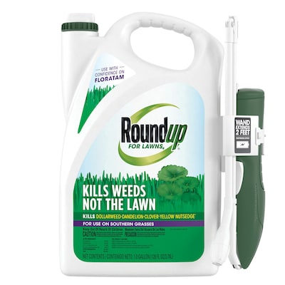 Roundup 1-Gallon Lawn Weed Killer at Lowes com