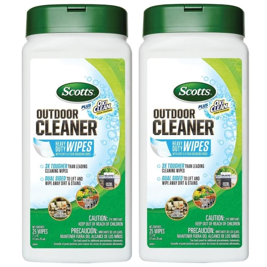 Scotts SCOTTS OUTDOOR CLEANER WIPES BDL/36