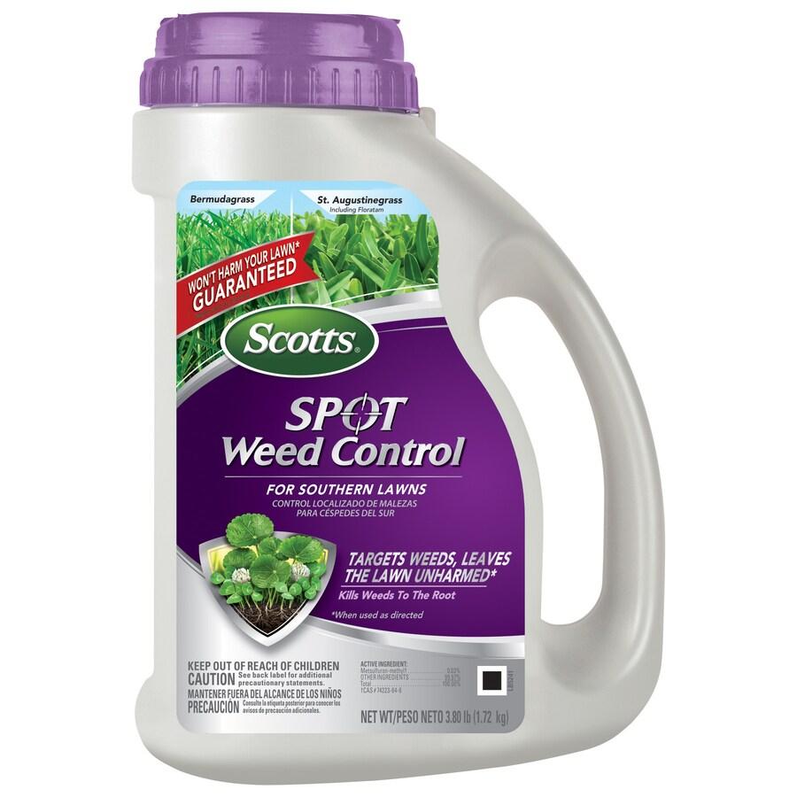 Scotts 3-lb Weed Killer