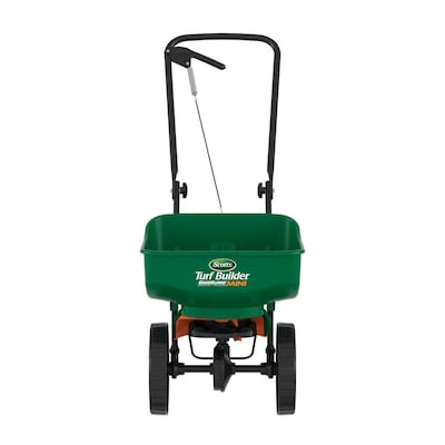 Scotts Turf Builder 23 Lb Broadcast Spreader At