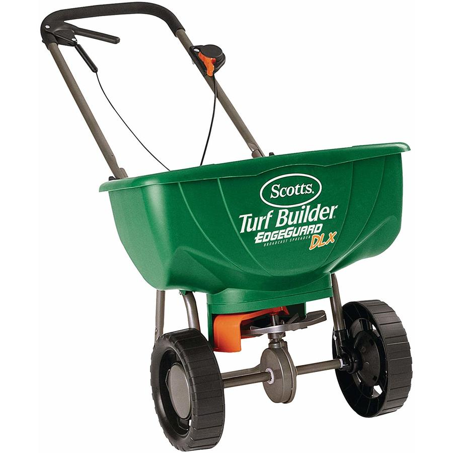 Scotts Turf Builder 46-lb Broadcast Spreader