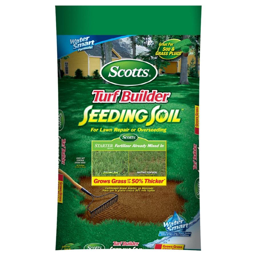 Scotts 1.5-cu ft Lawn Soil
