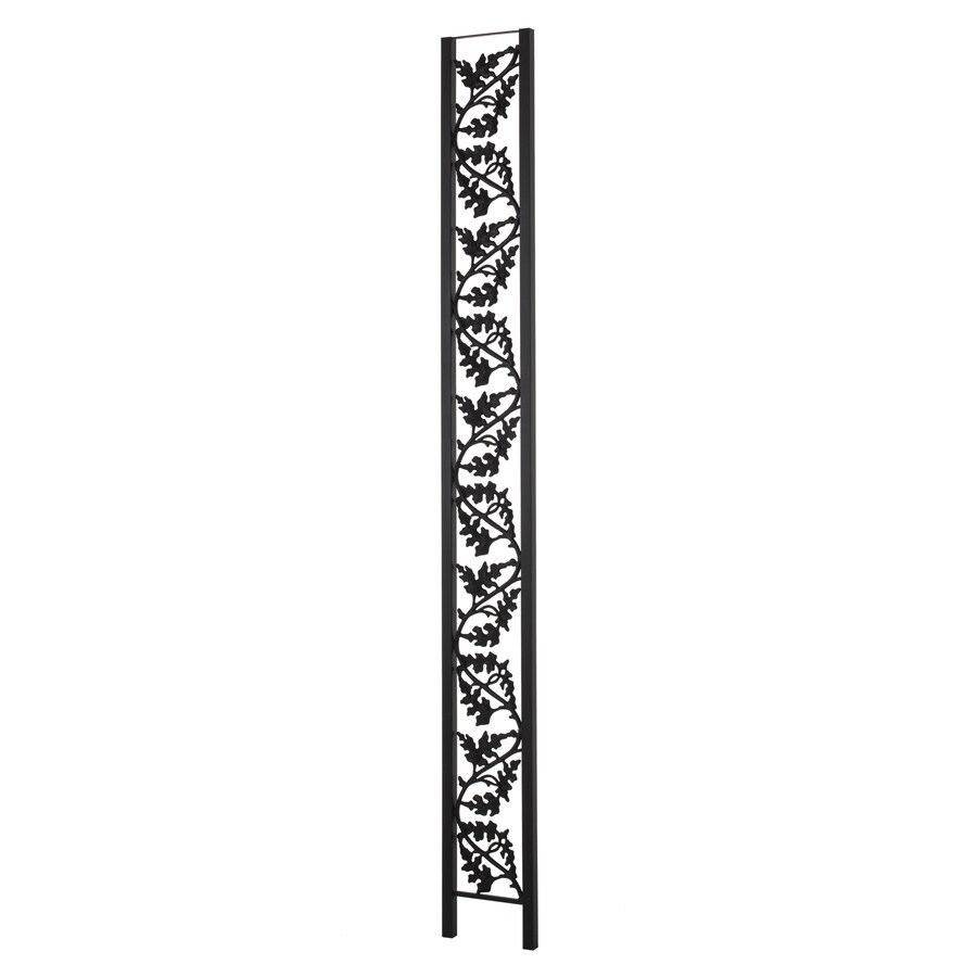 Gilpin Oakwood 10.5-in x 8-ft Painted Steel Flat Column