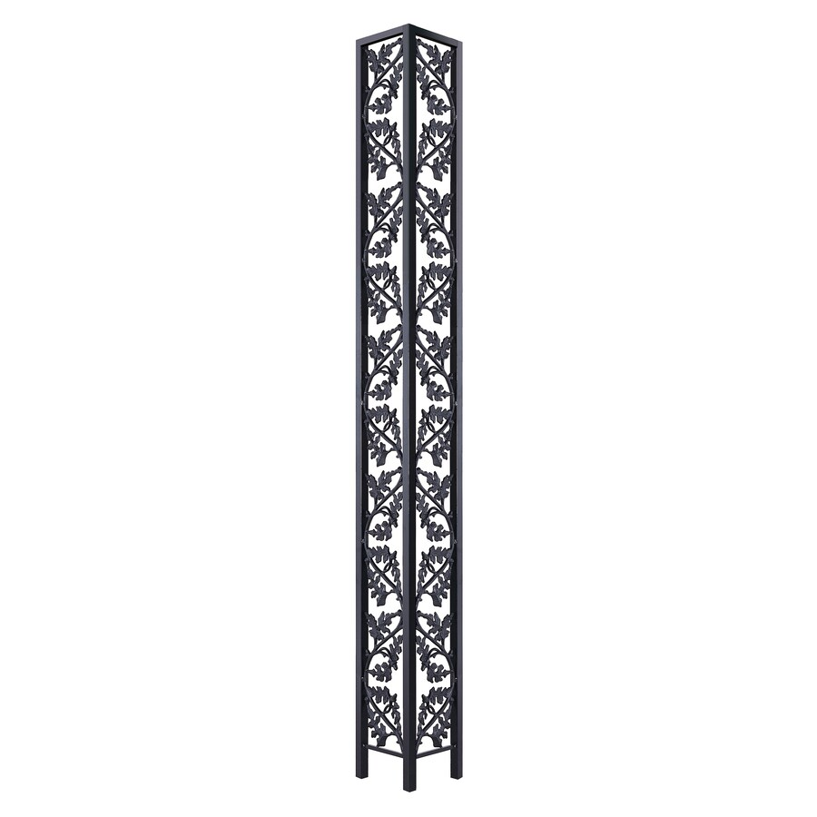 Gilpin Oak 1.25-in x 8-ft Painted Steel Corner Column
