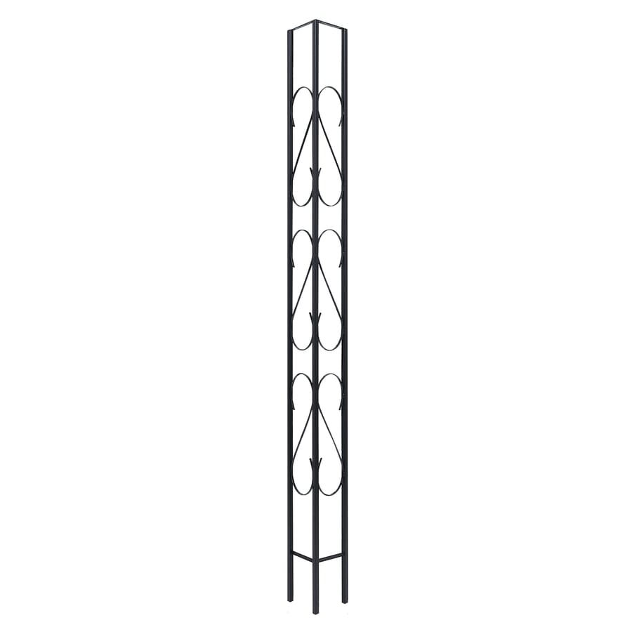 Gilpin Newport 9.5-in x 8-ft Painted Steel Corner Column